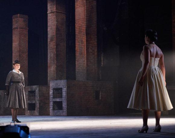 Театральный обзор: «Пассажирка», Театр оперы и балета, Екатеринбург