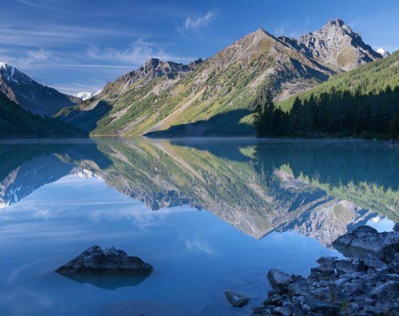 10 невероятно красивых мест в России