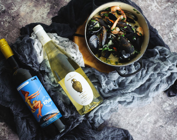 Винный вторник: Траминер и весеннее вино от Альма Вэлли