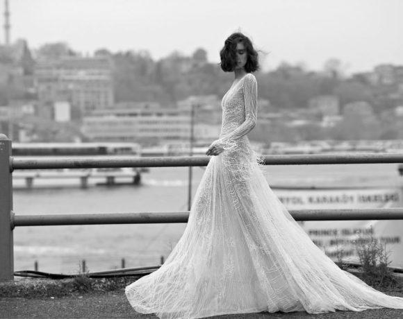 Горячие тренды в свадебной моде 2019. Новости с подиумов Барселоны