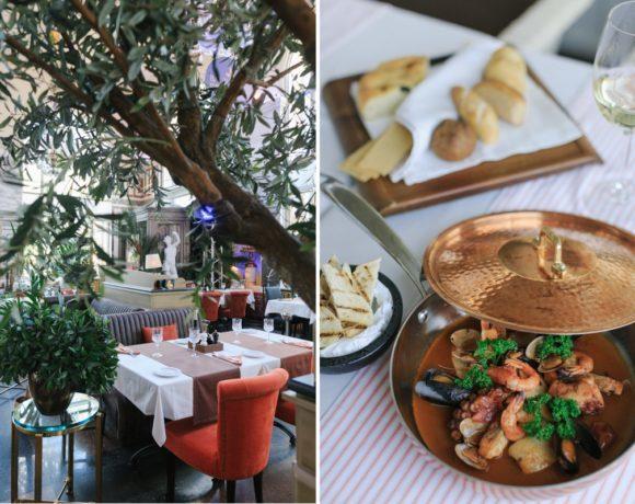 Место есть: обзор ресторана Balzi Rossi