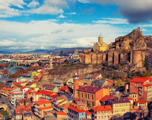 Путешествие в Грузию, или как влюбиться в Сакартвело