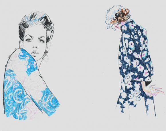 Как добиться успеха в fashion-иллюстрации? Путь Максима Сергеева