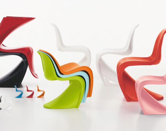 Panton Chair. Самое известное кресло в мире