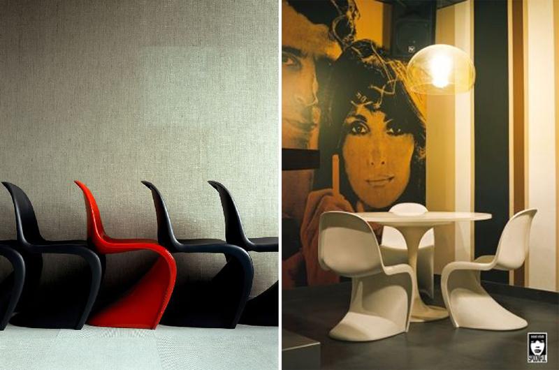 Panton Chair. Самое известное кресло в мире — PORUSSKI.me 03c3992375c73