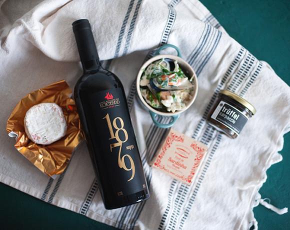 Завод марочных вин «Коктебель» Мадера