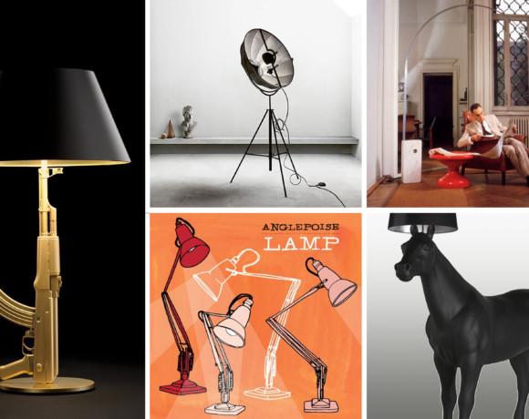 5 легендарных ламп
