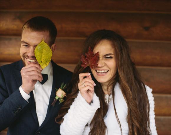 6 идей для осенней свадьбы