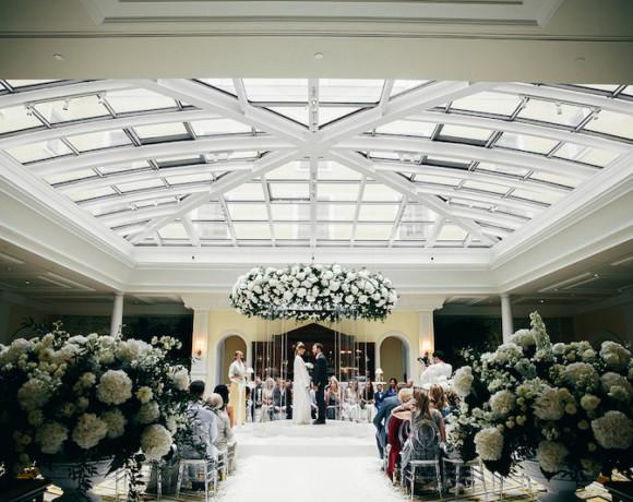 Организатор всемогущий: уникальная свадебная церемония в Санкт-Петербурге