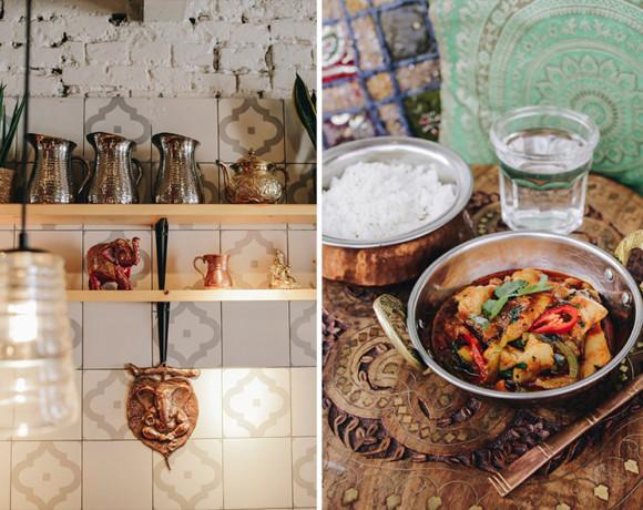 Место есть: индийский ресторан Dalla Masala