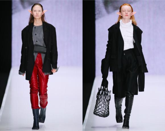 """Молодые и дерзкие: модный показ выпускников """"Британки"""""""