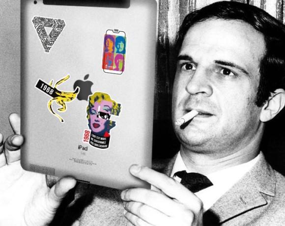История в квадрате: 1968.Digital – первый сериал для смартфонов