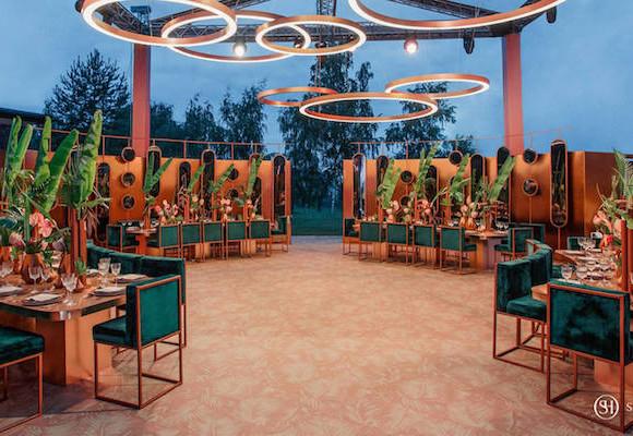 Где отметить свадьбу? 5 шикарных площадок в Москве