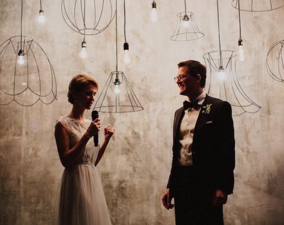 Свадьба в лофте: что нужно знать?