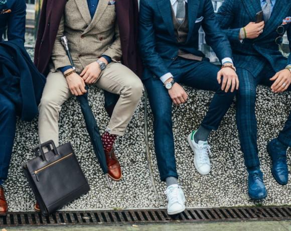 15 видов мужской обуви, которые нужно знать