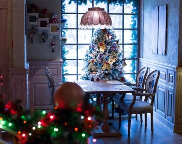 Где отметить Новый год? 5 ресторанов для веселого праздника