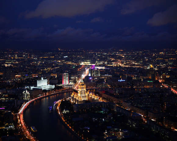 7 мест Москвы, вдохновляющих дизайнеров