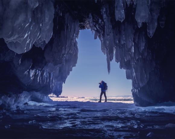 Почему вам нужно обязательно отправиться на Байкал зимой?