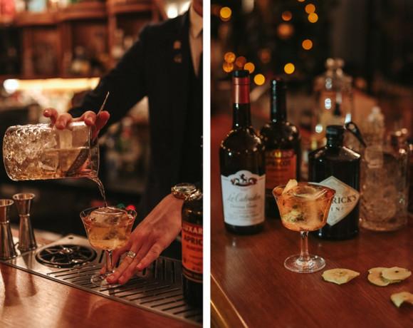 5 коктейлей для ваших новогодних каникул