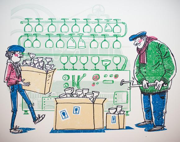 Рождение бокала: путешествие в Гусь-Хрустальный