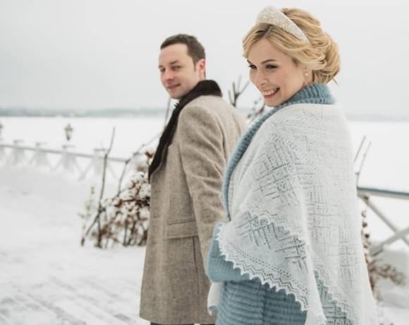 4 идеальные площадки для зимней свадьбы