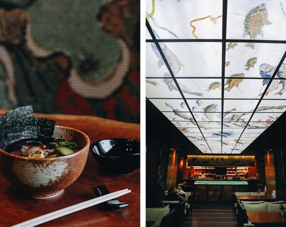 Высокая японская кухня в баре-ресторане «Макото»