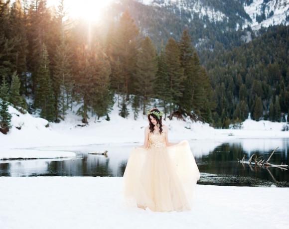 6 аксессуаров для образа зимней невесты
