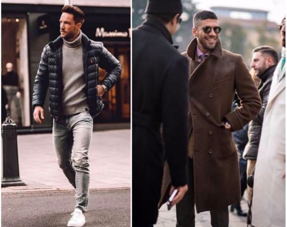 Модный мужчина 2019