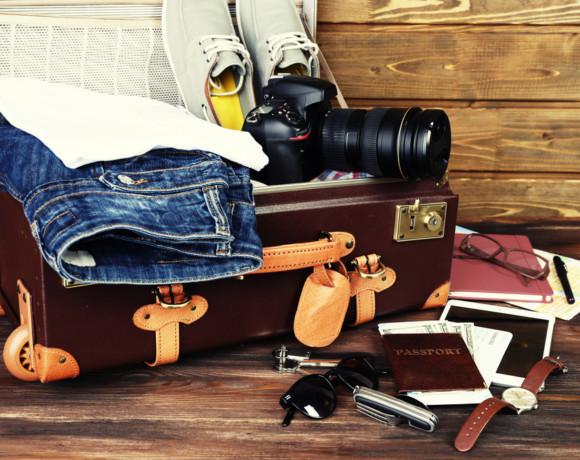 Мужской гардероб. Собираем чемодан в отпуск