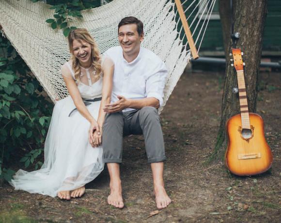 Свадьба на старой даче: как реализовать мечту