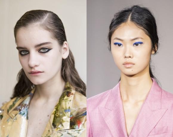 Весне дорогу: тенденции макияжа  с мировых подиумов