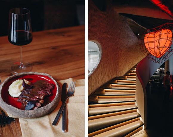 Ужин, как на природе: ресторан «Коптильня» на Новослободской