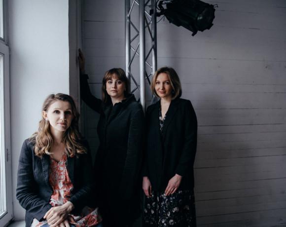 Главные женщины Мастерской Виктора Рыжакова