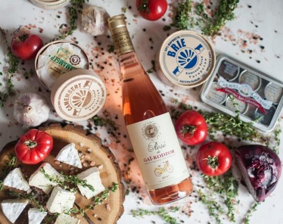 Винный вторник: Rose de Gaï-Kodzor 2017 «Виноградники Гай-Кодзора»