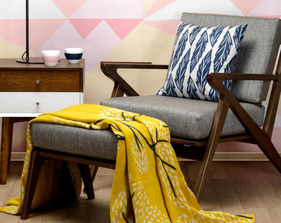 Магия цвета: домашний текстиль в самых модных оттенках