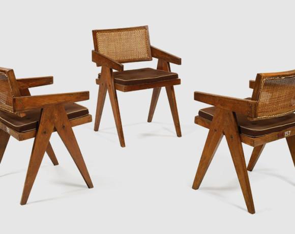 Мебель Пьера Жаннере. Цена успеха