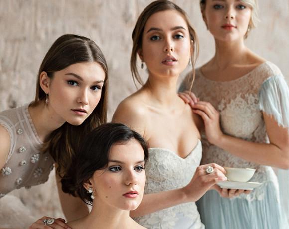 Образ невесты в деталях. Тренды сезона