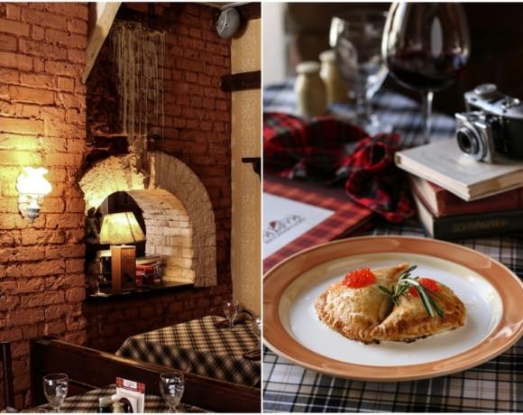 Долгожитель Сретенки: ресторан «Шотландская клетка»