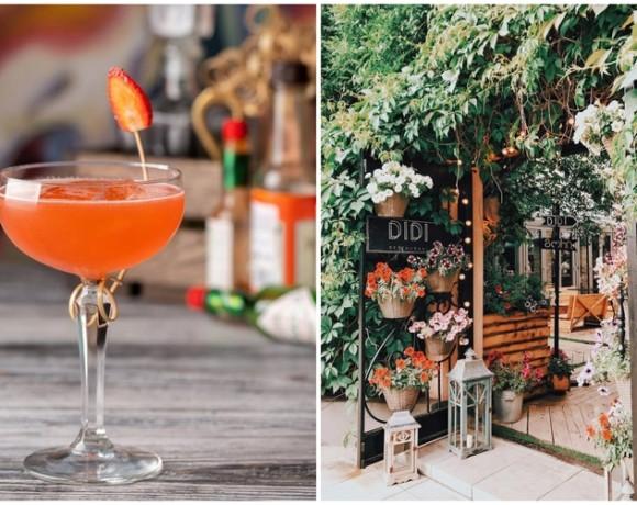 Где пить коктейли на летних веранды Москвы