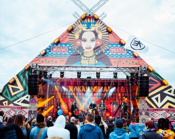 «Дикая мята» – праздник свободы и творчества. О легендарном фестивале и не только