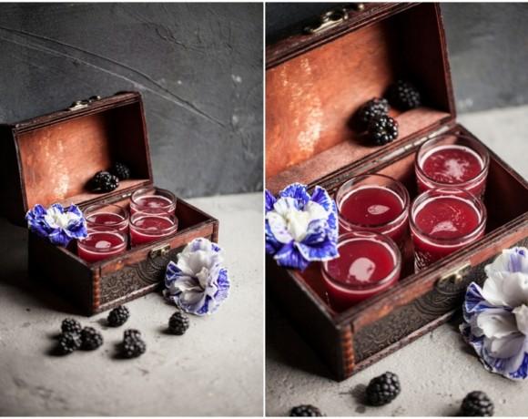 Лето, не уходи: топ-5 коктейлей с ягодами