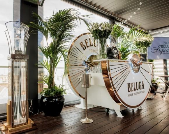 Коктейли как искусство: международный конкурс барменов Beluga Signature