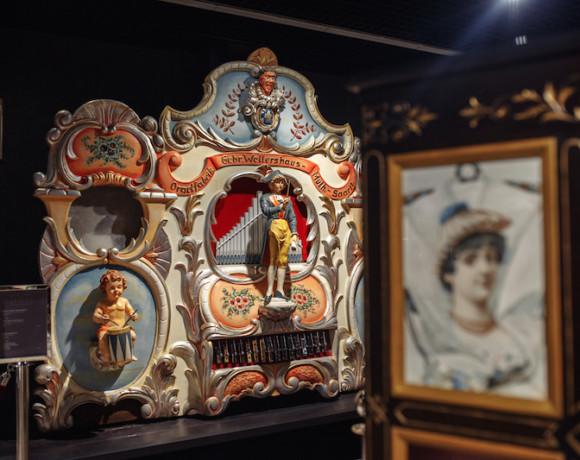 История и уникальные экспонаты частного музея «Собрание»