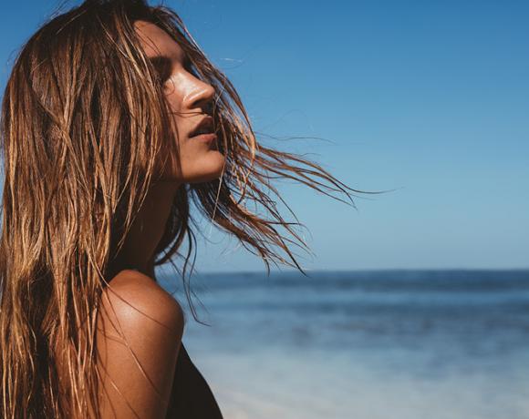 Защищайся: волосы против ультрафиолета
