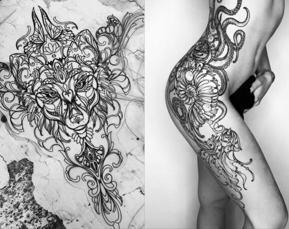5 популярных вопросов о татуировках