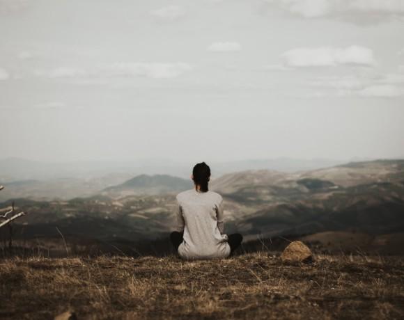 В чем сила медитации?