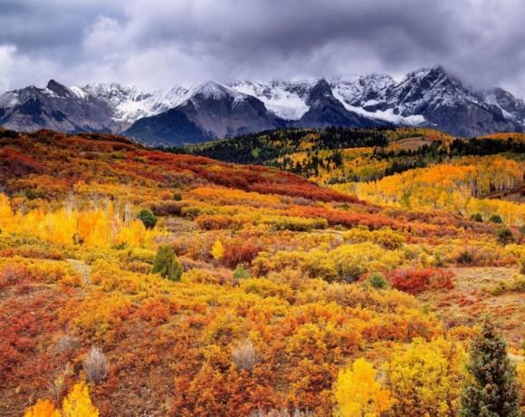 Три направления для осеннего путешествия в горы
