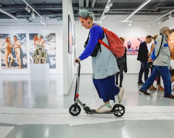 Пространство Cube.Moscow: весь срез современного искусства за один приход