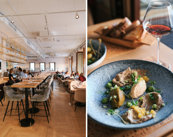 Ресторан «Винодельня N1»: демократичная изысканность на Сретенке