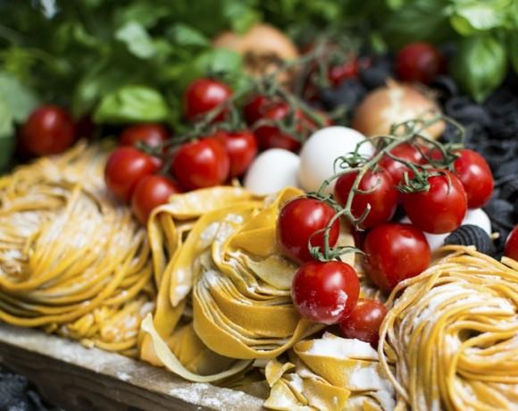 Сеньор Помидор: полноценный обед с томатами
